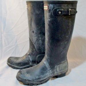 HUNTER Original Wellies Rain Boots Gumboots